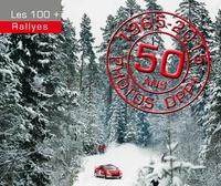 DPPI - Rallyes - 1965-2015, 50 ans.