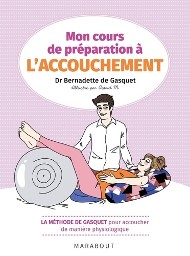Mon cours de préparation à l'accouchement - 9782501140232 - 8,99 €