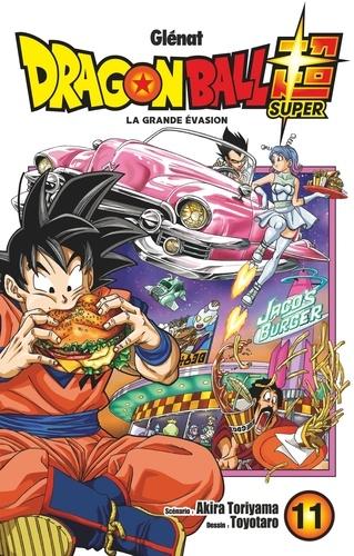 Dragon Ball Super - Tome 11