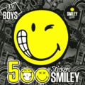 Dragon d'or - 500 stickers Smiley Bad Boys.