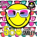 Dragon d'or - 500 stickers Smiley Girly.