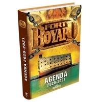 Dragon d'or - Agenda Fort Boyard.