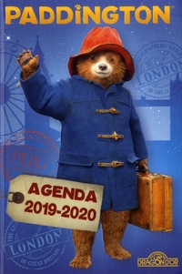 Dragon d'or - Agenda Paddington.