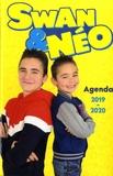 Dragon d'or - Agenda Swan et Néo.