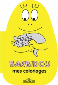Dragon d'or - Barbidou, mes coloriages.