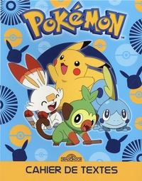 Dragon d'or - Cahier de textes Pokémon.