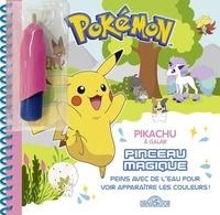 Dragon d'or - Pikachu à Galar - Avec 1 pinceau magique.