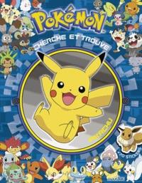 Dragon d'or - Pokémon  : Cherche et trouve Pikachu - Avec 70 stickers.