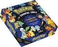 Dragon d'or - Pokémon le grand jeu du cherche et trouve - Plus de 200 défis à relever ! Contient : un plateau de jeu, 200 cartes défis, un dé, un sablier, 20 cartes, des pions.