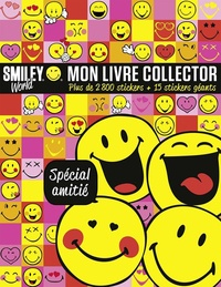 Dragon d'or - Smiley World - Mon livre collector spécial amitié.