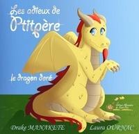 Drake Manakete et Laura Ournac - Les adieux de Ptitpère le Dragon doré.