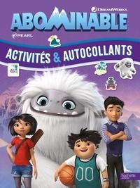 Télécharger des livres en anglais pdf Abominable  - Activités & autocollants 9782011562302 iBook par DreamWorks en francais