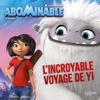 DreamWorks - Abominable - L'incroyable voyage de Yi.