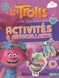 DreamWorks - Activités et autocollants Les Trolls.