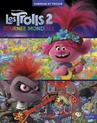 DreamWorks - Cherche et trouve Les Trolls 2 Tournée mondiale.