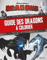 DreamWorks - Dragons - Guide des dragons à colorier.