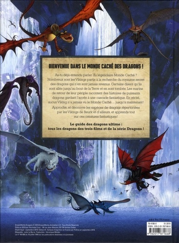 Dragons. L'encyclopédie des dragons