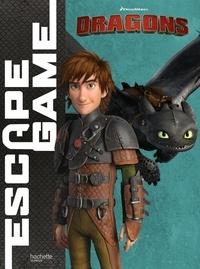 DreamWorks - Escape Game Dragons.