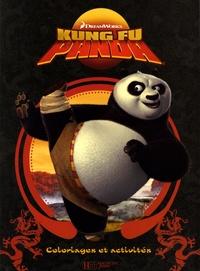 DreamWorks - Kung Fu Panda - Coloriages et activités.