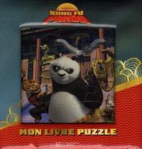 DreamWorks - Kung Fu Panda - Mon livre puzzle.