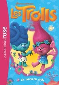 DreamWorks - Les Trolls Tome 2 : Un nouveau style.