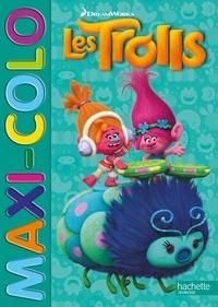 DreamWorks - Maxi-colo Les Trolls.