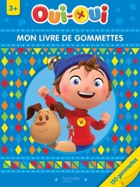 DreamWorks - Mon livre de gommettes Oui-Oui 3+.