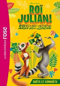 DreamWorks - Roi Julian 02 - Quête et conquête.