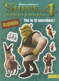 DreamWorks - Shrek 4 Il était une fin - Activités.
