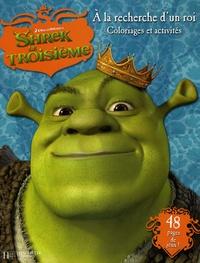 DreamWorks - Shrek le Troisième  : A la recherche d'un roi - Coloriages et activités.