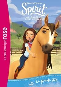DreamWorks - Spirit 08 - La grande fête.