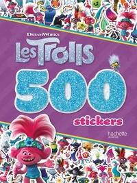 DreamWorks - Trolls 500 stickers.