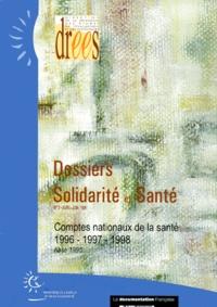 DREES et  Ministère Emploi et Solidarité - .