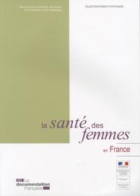 DREES - La santé des femmes en France.