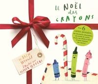 Drew Daywalt et Oliver Jeffers - Le Noël des crayons.