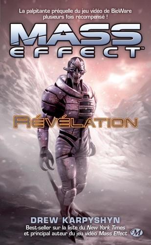 Mass Effect Tome 1 Révélation