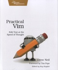 Drew Neil - Practical Vim - Edit Text at the Speed of Thought.