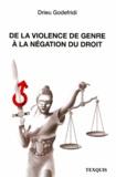 Drieu Godefridi - De la violence de genre à la négation du droit.