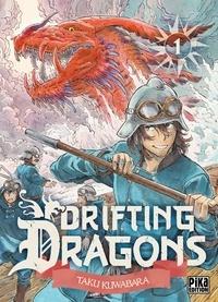 Taku Kuwabara - Drifting Dragons T01.