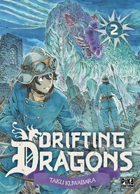 Taku Kuwabara - Drifting Dragons 2 : Drifting Dragons T02.