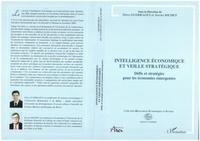 Driss Guerraoui et Xavier Richet - Intelligence économique et veille stratégique - Défis et stratégies pour les économies émergentes.