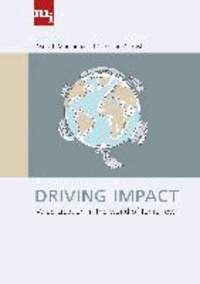 Driving Impact - Value creation in the world of tomorrow.