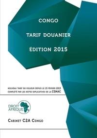 Droit-Afrique - Congo : tarif douanier.