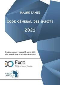 Droit-Afrique - Mauritanie - code général des impôts 2021.