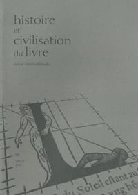 Françoise Waquet - Histoire et Civilisation du Livre N° 6/2010 : Le paratexte.