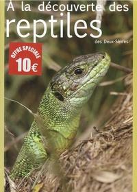 DSNE - A la découverte des Reptiles des Deux-Sèvres.