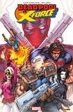 Duane Swierczynski et Peppe Larraz - Deadpool vs X-Force.
