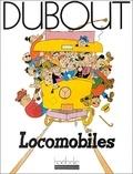 Dubout Albert - Locomobiles.