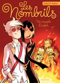 Dubuc et  Delaf - Les Nombrils Tome 5 : Un couple d'enfer.