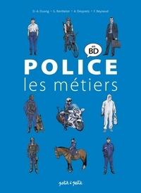 Duc-anh Duong et Gérard Berthelot - Police - Les métiers en BD.